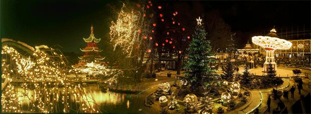 Juletur København